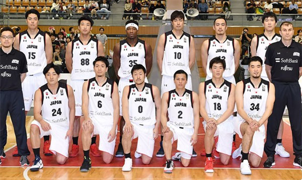 Japan National Team News Rumors Roster Stats Awards